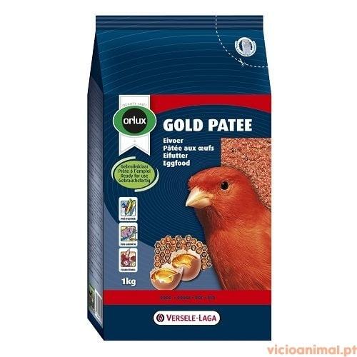 Gold Patee vermelha 1