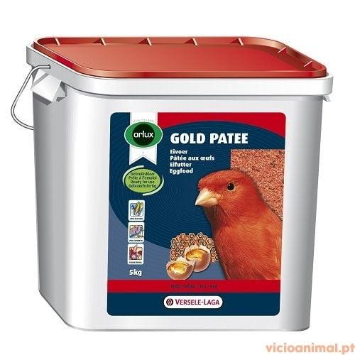 Gold Patee vermelha 5k 1