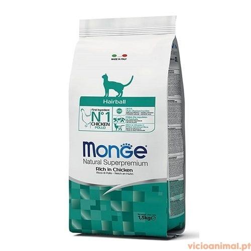 Monge Cat Hairball 1