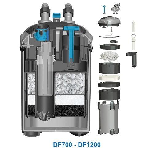 df700 1200 internal